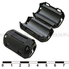 Фильтр ферритовый ZCAT2436-1330A-BK (black)