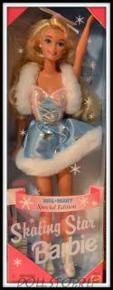 кукла  Барби как Звезда фигурного катания - Skating Star Barbie Doll