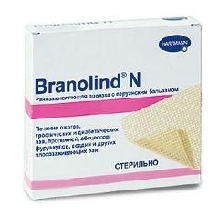 повязка Branolind N10х20 см.