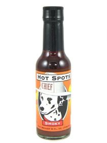 Острый соус Hot Spots Chief Smoky
