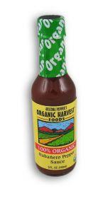 Острый соус Organic Harvest Habanero Pepper Sauce