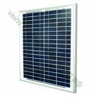 Солнечная панель 15 Вт 12 В (poly-Si)