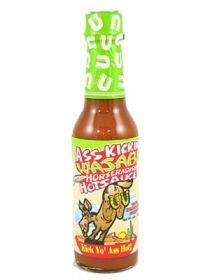 Острый соус Ass Kickin' Wasabi Horseradish