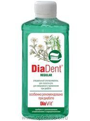 Ополаскиватель для полости рта DiaDent регуляр