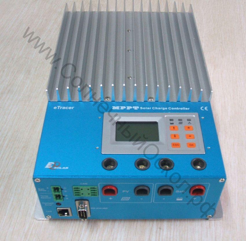 Контроллер eTracer MPPT ET3415N