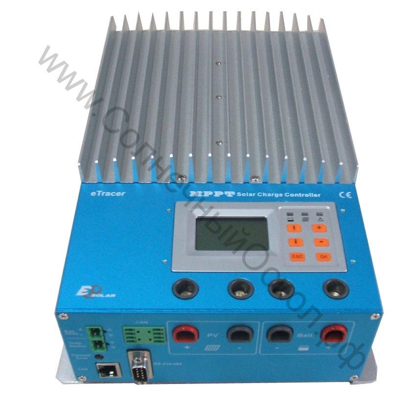 Контроллер eTracer MPPT ET4415N