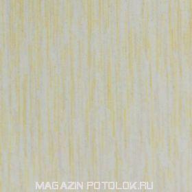 Закрывающий, пристенный П-профиль, B20, желто-синий штрих