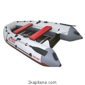 Лодка Altair PRO-360 ПВХ Надувная Моторная Альтаир Про