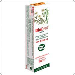Лечебно-профилактическая зубная паста «ДиаДент Регуляр» ( туба 50 мл)