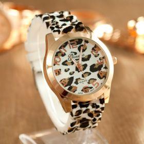 "Часы ""Geneva  Leopard"""