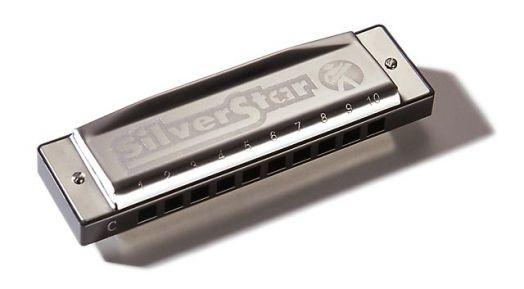 HOHNER Silver Star 504/20 C (М50401) Губная гармоника до-мажор