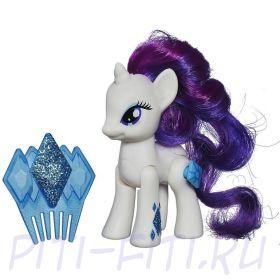 HASBRO. My Little Pony. Пони Рарити качающая головой