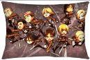 """Аниме подушки """"Attack on Titan"""" №6"""