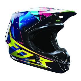 Мотошлем Fox Racing V1 Radeon Helmet ECE green