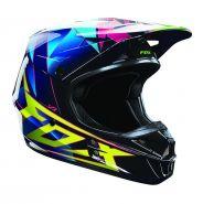 Мотошлем Fox Racing V1 Radeon Helmet ECE green