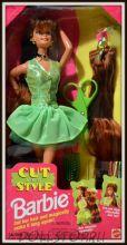 "Коллекционная кукла  Барби ""Стриги и причесывай""-   Cut and Style Barbie Doll"