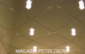 Зеркало 300х300 мм.