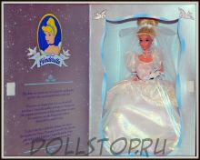 Коллекционная кукла Барби Золушка как Невеста - Wedding Cinderella Barbie Doll