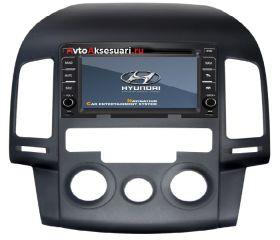 Штатная магнитола для Hyundai I30 - 07-11 г. (версия с кондиционером)