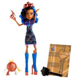 Кукла Робекка Стим (Robecca Steam), серия Уроки рисования, MONSTER HIGH