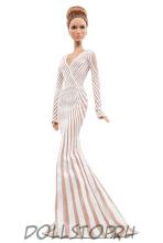 Коллекционная кукла Барби как Дженифер Лопес Красная Дорожка - Jennifer Lopez Red Carpet Doll