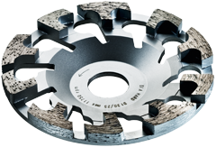 Алмазная чашка DIA HARD-D130 PREMIUM