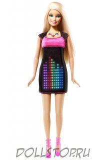 Коллекционная кукла Барби Цифровое платье - Barbie Digital Dress Doll