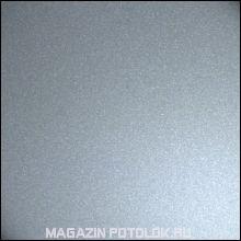 Закрывающий, пристенный П-профиль, к ППР-083, 0201 - серебро металлик