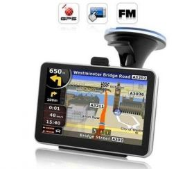 GPS навигатор оснащенный Навител