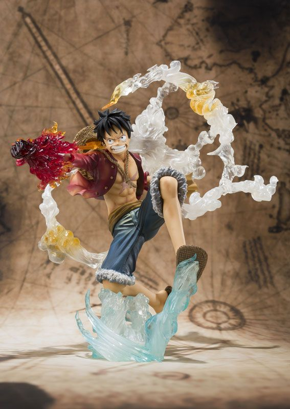 Фигурка Monkey D. Luffy Battle Ver. Gomu Gomu no Red Hawk
