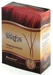 Краска для волос | Махагони | 60 г | Aasha Herbals
