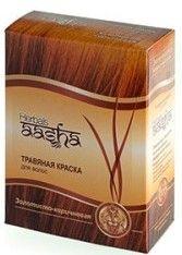 Краска для волос   Золотисто-коричневый   60 г   Aasha Herbals