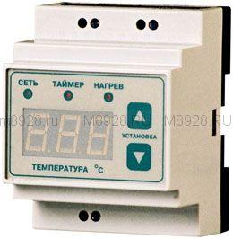 Терморегулятор   цифровой для сауны с таймером РТУ-16цд