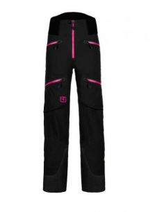Ortovox MERINO GUARDIAN SHELL 3L [MI] pants W black