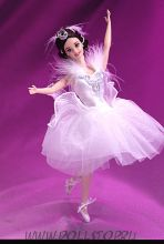 "Коллекционная кукла Барби Одетта  из Балета ""Лебединое озеро"" -  Barbie Doll as the Swan Queen in Swan Lake"