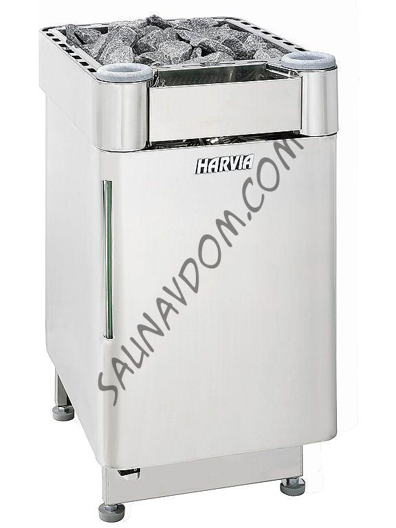Электрическая печь HARVIA Senator Combi T7C c парогенератором