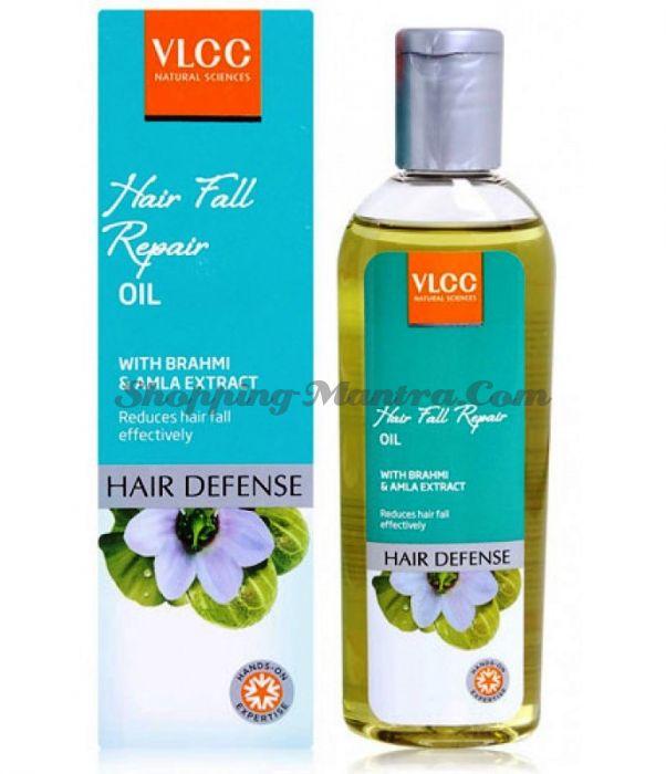 Масло против выпадения волос с экстрактом амлы & брахми (VLCC Hair Fall Repair Oil)