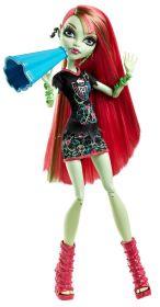 Кукла Венера МакФлайтрап (Venus McFlytrap), серия Командный дух, MONSTER HIGH
