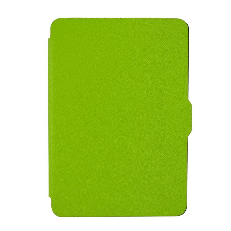Чехол-обложка  для Amazon Kindle Paperwhite Зеленая (с магнитной застежкой)