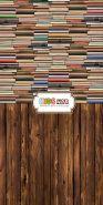 """Фон """"Bookcase"""" 3х1,5"""