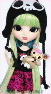 Коллекционная кукла Пулипп Токидоки Луна -  Pullip Tokidoki Luna  P-083 Dec 2012