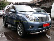 Защита переднего бампера 76 мм для Toyota Land Cruiser Prado 150 2010