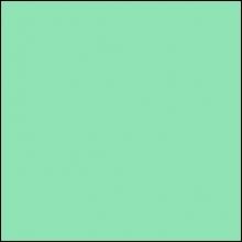 Пристенный П-профиль к рейке ППР-084, салатовый