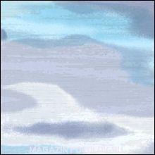 Пристенный П-профиль к рейке ППР-084, северное сияние