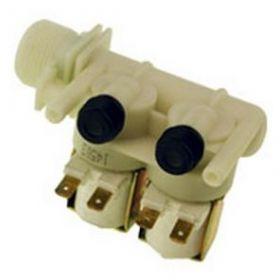 Клапан заливной (впускной) для стиральной машины 2х180х90