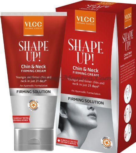 Укрепляющий крем для шеи и подбородка VLCC Shape Up Chin&Neck Firming Cream