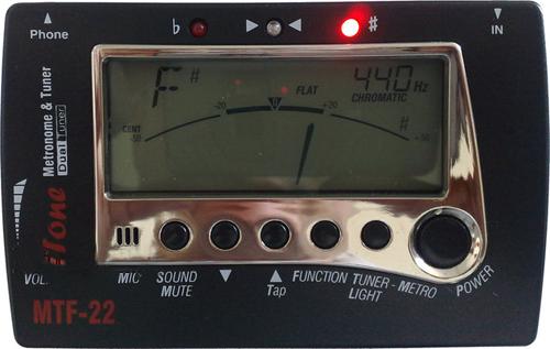 iTone MTF-22 Тюнер-метроном с дисплеем