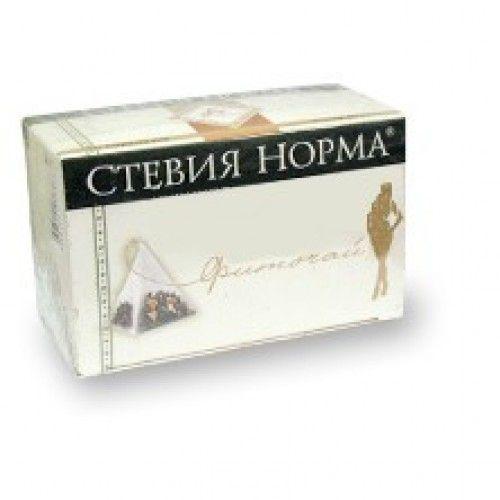 Стевия Норма фиточай, 20 пирамидок