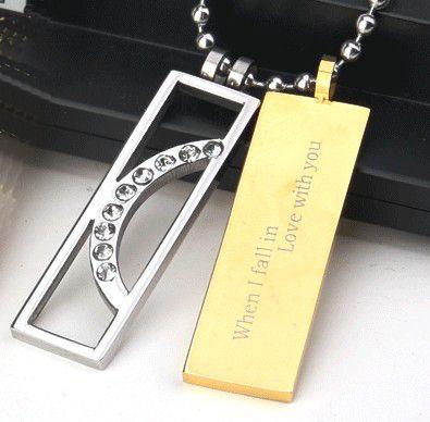 Кулон LQS-134gold