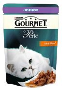 Gourmet Perle - Кусочки в подливе с ягненком (85 г)